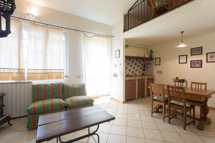 Casa dell'edera - Castelnuovo di Porto