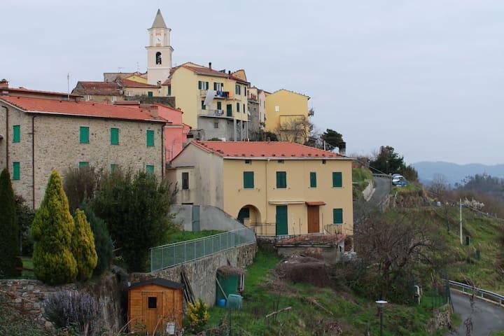 Casa vacanze Val di Vara- 5 terre - Bracelli