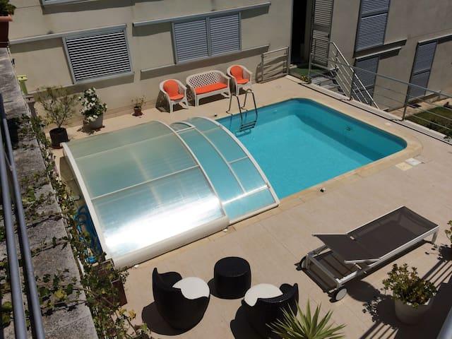 Maison avec piscine costa dorada - Riudecanyes - Hus