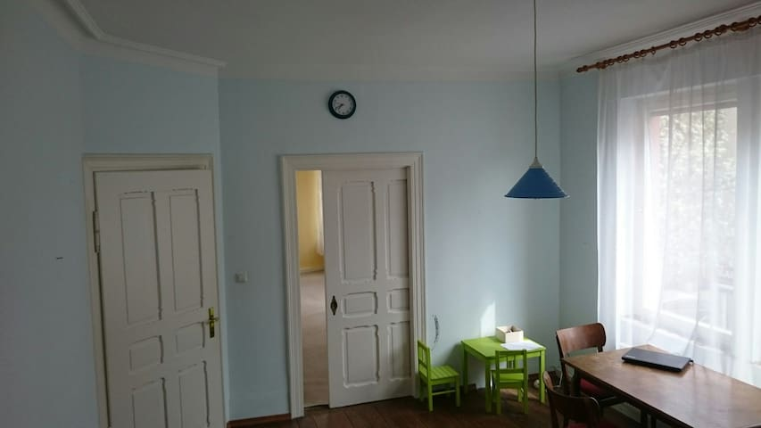 Charming room in old apartment - Göppingen - Appartement