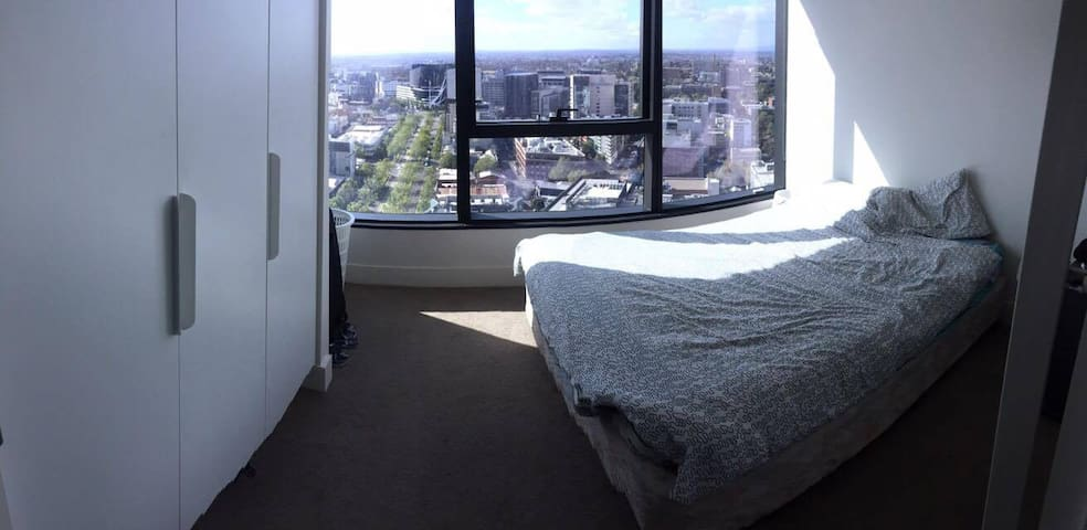 Nice Double Room in the CBD - Melbourne
