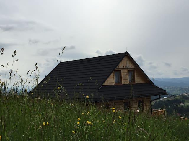 Osada na Ochodzitej - domek (bliźniak) - Koniaków - 샬레(Chalet)