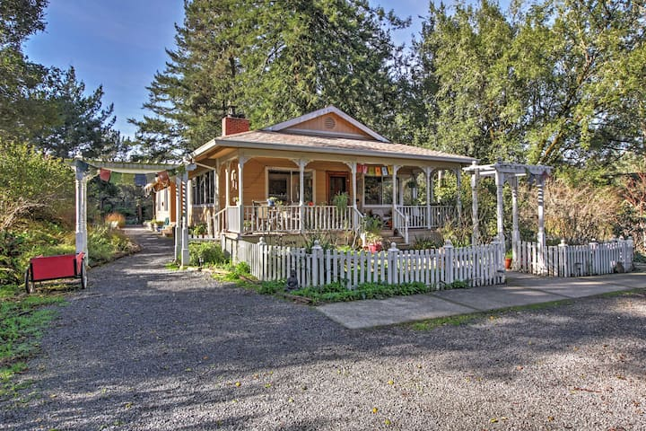 1BR Occidental Cottage Surrounded by Nature! - Occidental - Hytte