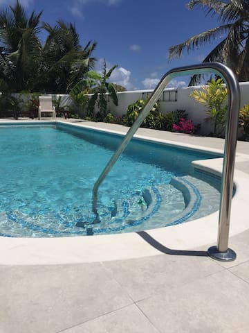 Newly built  villa with pool - St Philip  - Casa