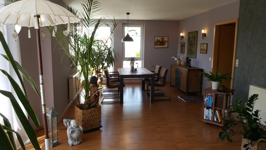 Bohemian, Top Lage, Jahnviertel - Neubrandenburg - Appartement