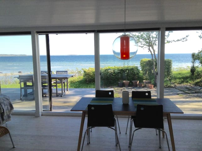 Amazing house - panoramic seaview - Hundested - Cabin