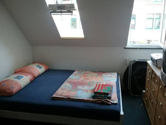 Gemütliches Zimmer in netter WG - Hannover - Leilighet