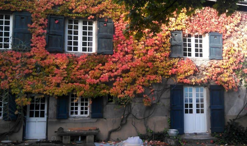 Etage mansardé, bien aménagé, 3 chambres - Saint-Chamond - Overig