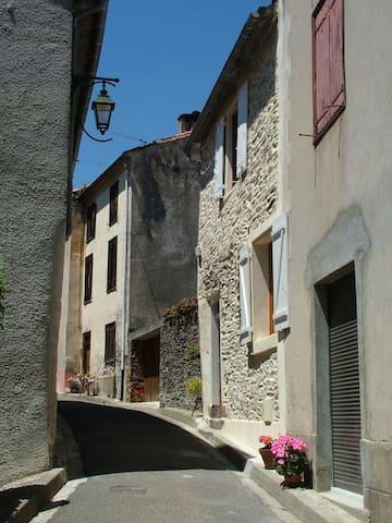 La Pierrée - Cuxac-Cabardès - Hus