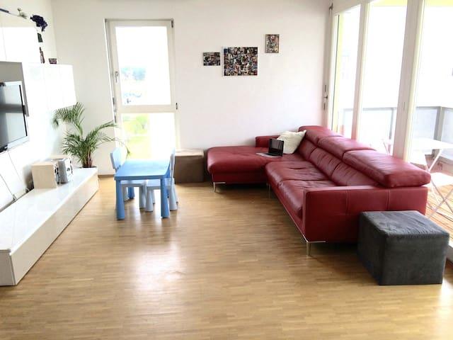 familienfreundliches Apartment - Múnich - Apto. en complejo residencial