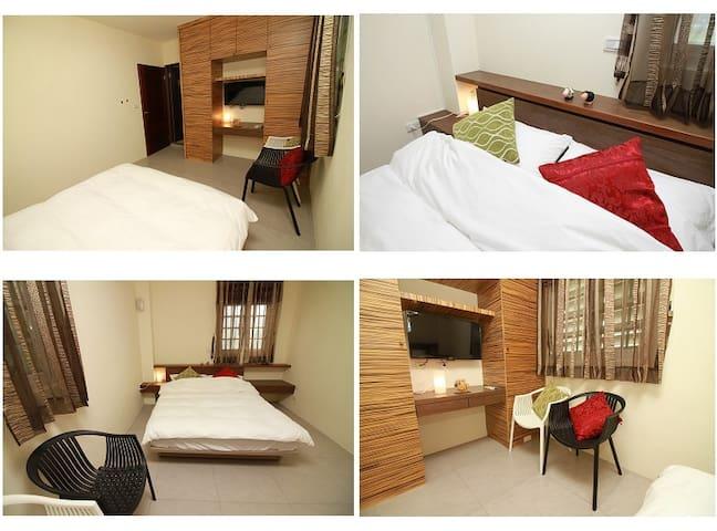 193樂奇民宿-2樓201雙人套房 - Guangfu Township - Guesthouse