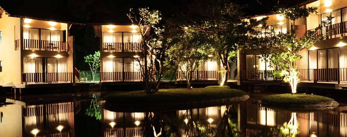 South Lake Resort Koggala - Koggala - Dağ Evi