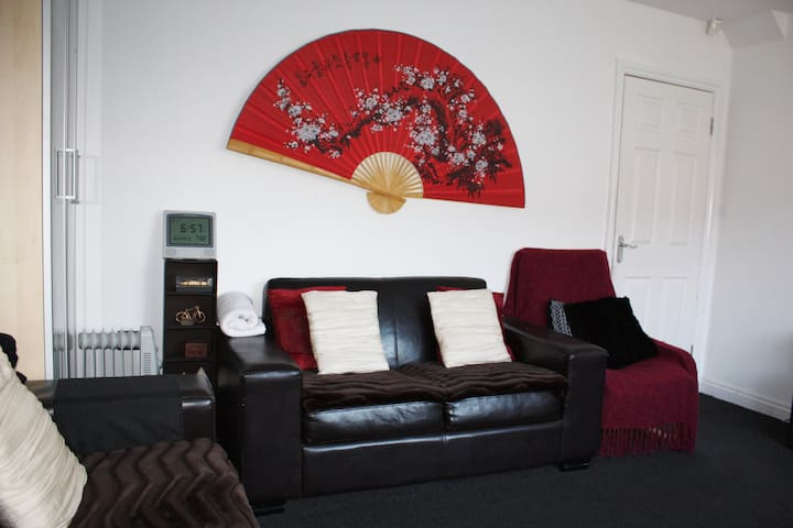 Guest Room with Ensuite Nottingham/Beeston - Nottinghamshire