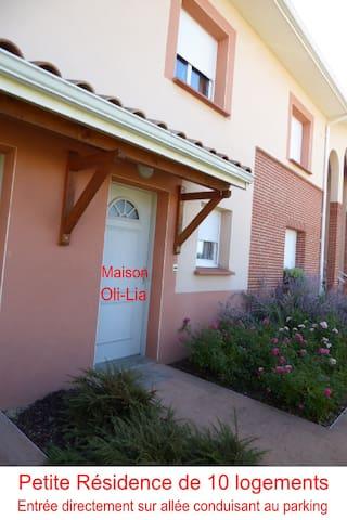 Maison Oli-Lia - Mondonville - Leilighet