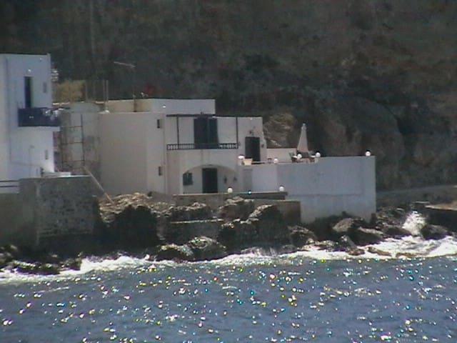 Maria's house - Νίσυρος - Huis