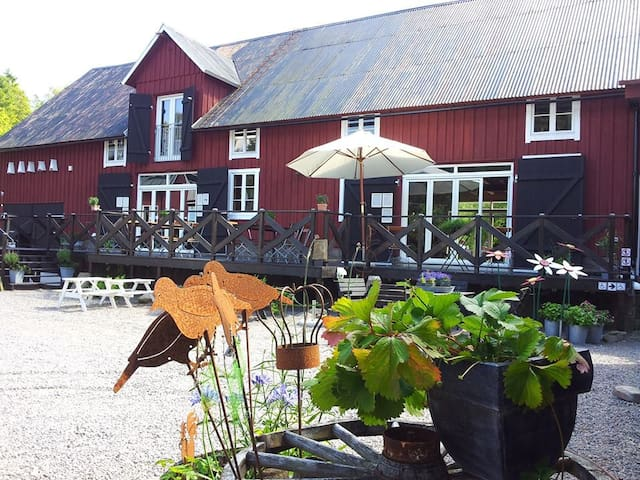 Cosy B&B in Southern Sweden - Laholm Ö