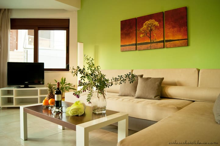 One bedroom suite 2 - Esthisis suites - Platanias