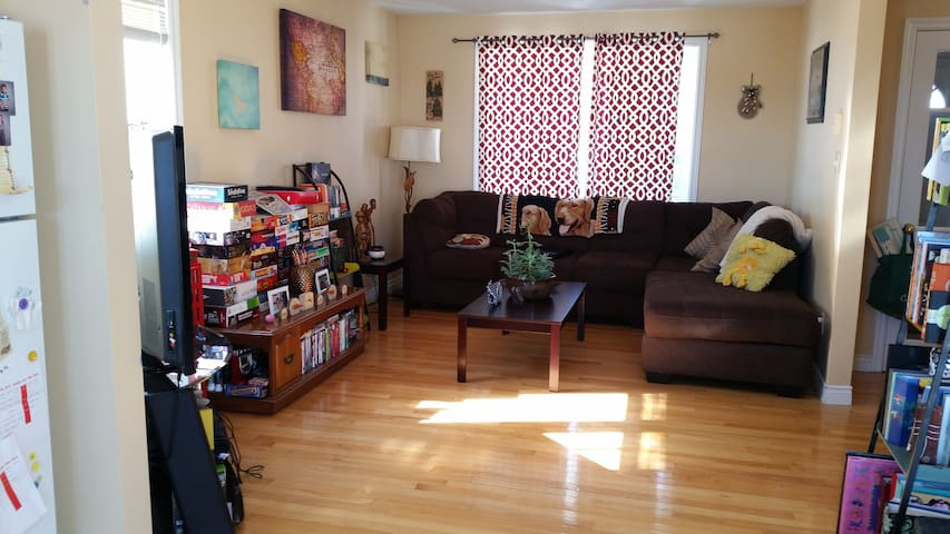 Home space near attractions & airport: St. John's - St. John's - Ev