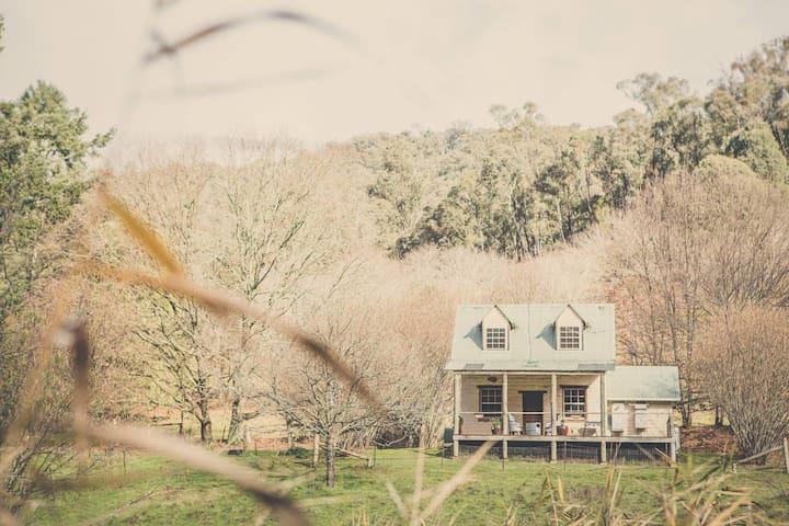 Halfmoon creek - Moondance cottage - Wandiligong - Annat