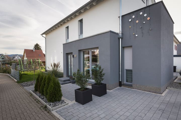Luxury Apartment, Modern, Central - Vörstetten - Apartament