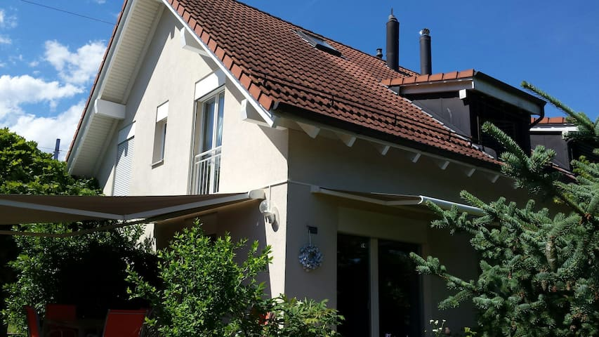 Charming bright house in Rolle - Rolle