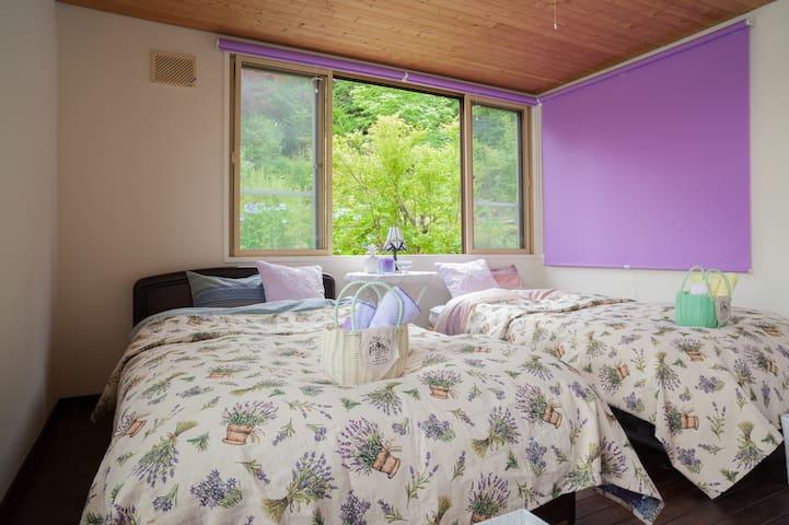 Rita house for Lavender 冬の小樽は魅力的‼ 小樽は味覚の宝箱! - 小樽市 - Departamento