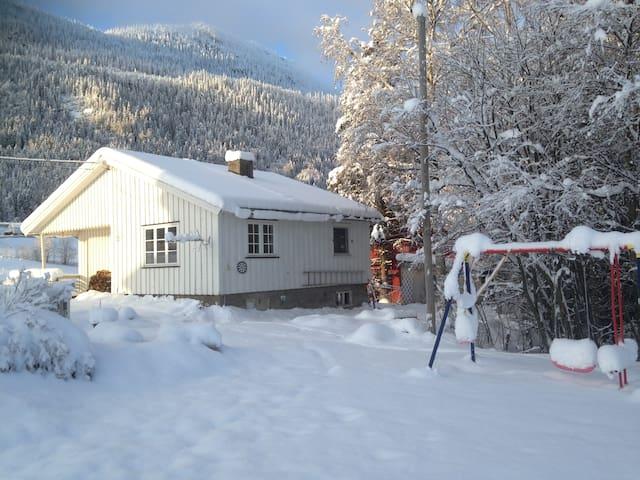 House at Myrvoll Farm by Kvitfjell - Fåvang - Maison