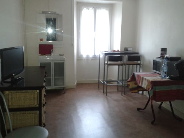 CHAMBRE INDEPENDANTE DU LOGEMENT - Saint-Amans-Soult - Townhouse