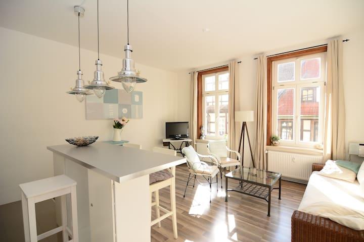 Schicke Altbauwohnung in der Fußgängerzone - Wernigerode - 公寓