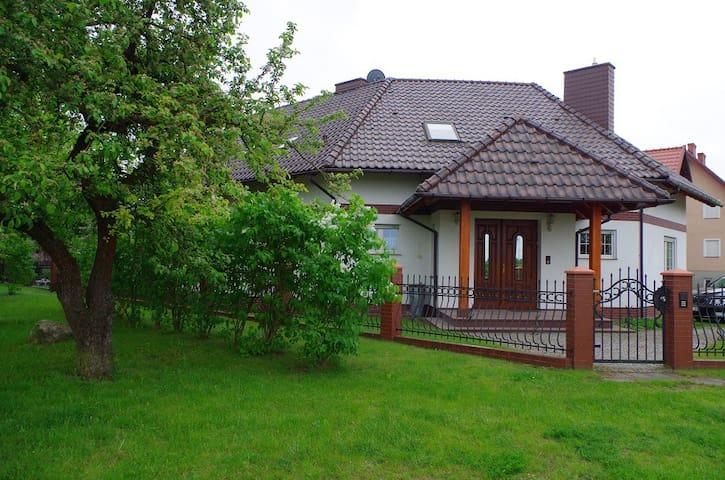 Krola Sielaw 8 - Zimmer 2 (mit Balkon) - Mikołajki - Apto. en complejo residencial