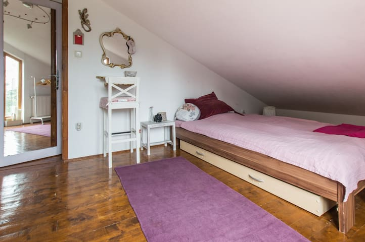 CHARMING SUITE IN THE CENTER WITH PANORAMA - Szentendre - Hus