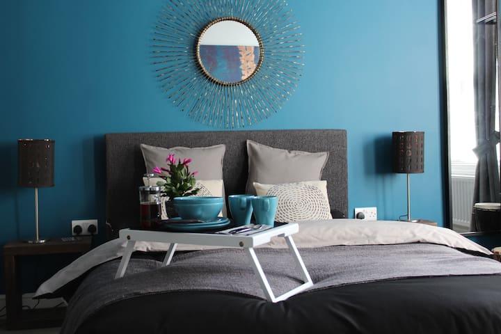 Comfortable, stylish apartment - Брадфорд-он-Эйвон - Квартира
