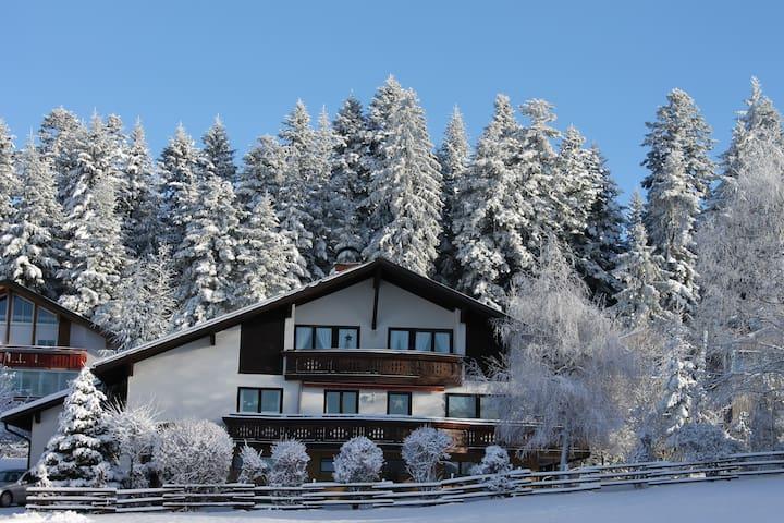 Ferienwohnung - Haus Schwärzler - Sulzberg - Apartamento