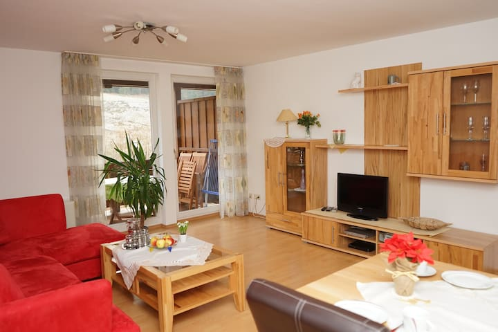 Vacation apartment Jungbauernhof - Alpirsbach - Appartement