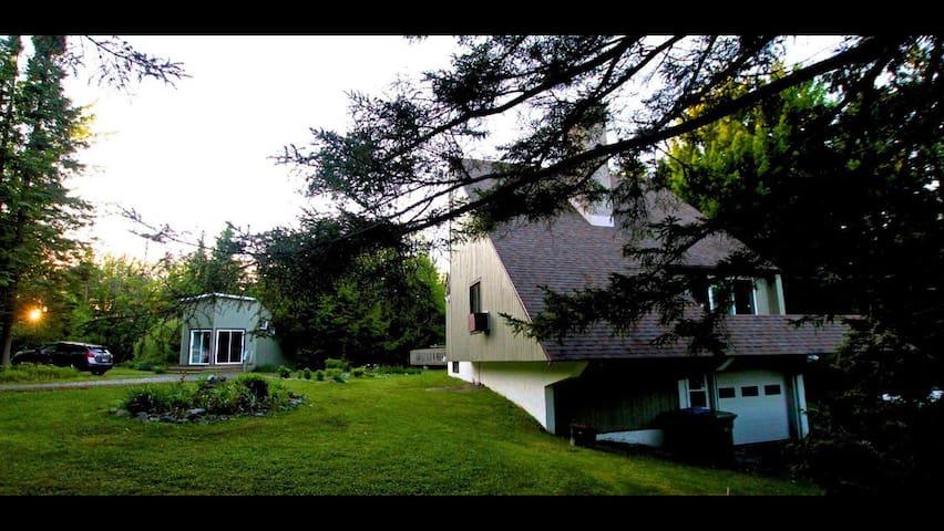 Peace oasis - Magog - Casa
