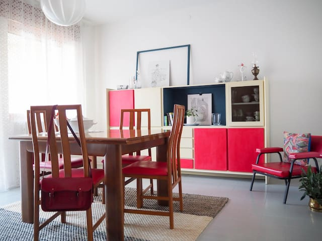 Stylish and bright apartment with private terrace - Arsiero - Appartement