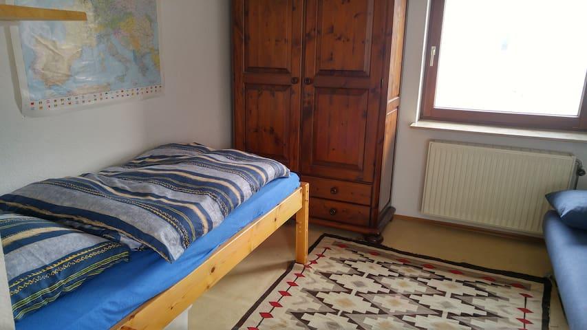 Ruhiges, hübsches Zimmer - Leimen - Talo