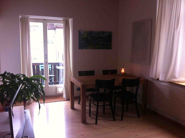 Central and quiet - Winterthur - Appartement