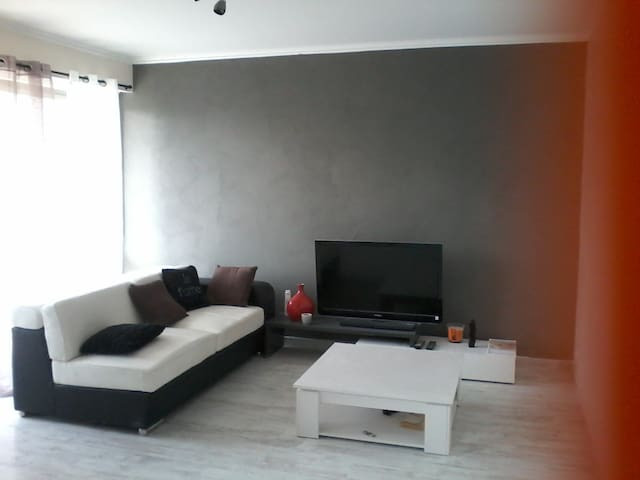 2  chambres dans  appartement T4 - Gex - Appartement