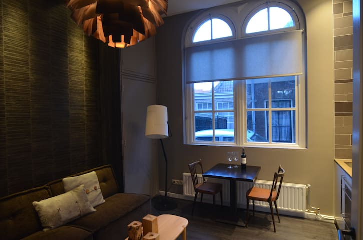 Design apartment in city centre - Hoorn