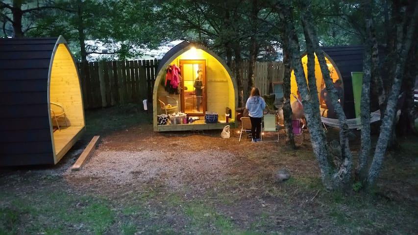 Glenmore Eco Cabins, Aviemore. #1 - Aviemore