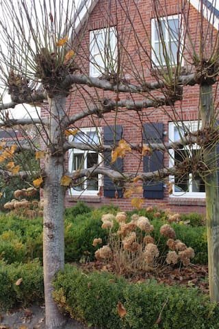 Vrijstaande, complete woning in Bakkeveen (Frl). - Bakkeveen