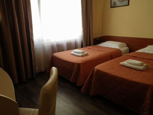 Palitra Economy Single Room - Varna