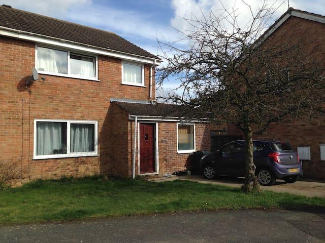 Family house, Ashford - Ashford - Dom