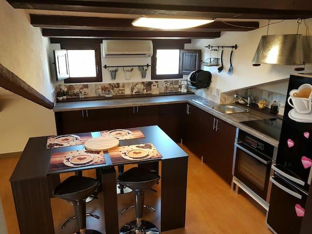 LOFT aguardillado! Provincia Girona - Banyoles - Appartement