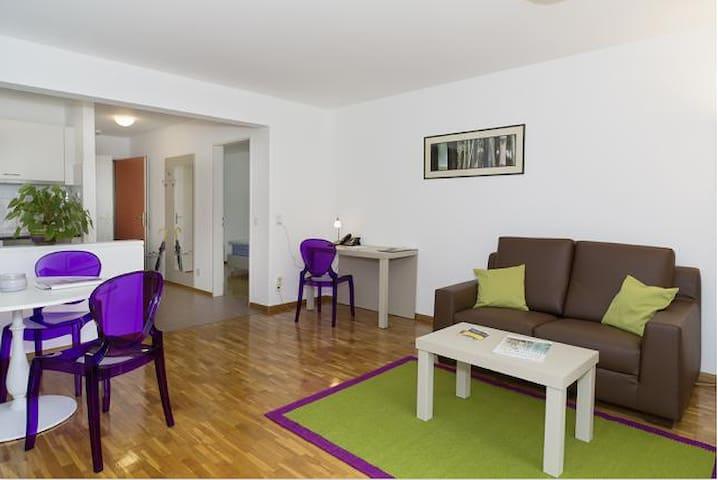 Tertianum AG, Residenza Al Lido - Locarno - Apto. en complejo residencial