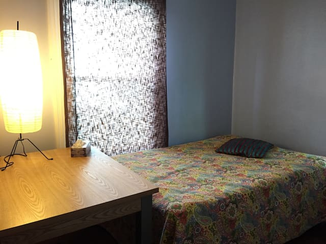 Cozy room only 12min walk downtown - Williamsport - Casa