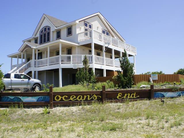 Gorgeous 6 BR,Private Pool,Hot Tub, Ocean View - Corolla - Casa