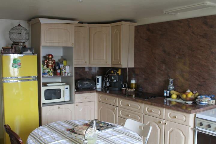 Appartment in Collonges close to Geneva/Bellegarde - Collonges - Appartement