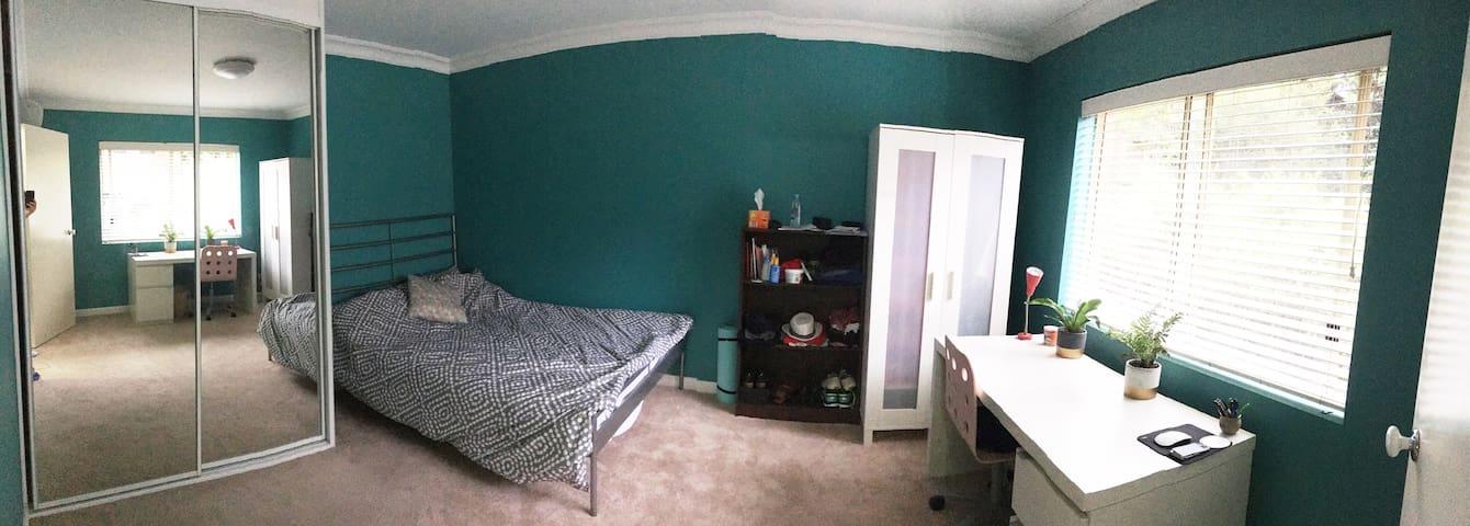 Lovely room in the centre of Waverton, 15 min CBD - Waverton - Apartmen